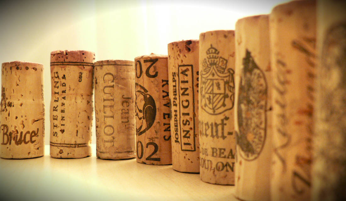 Books On Wine Cork Crafts