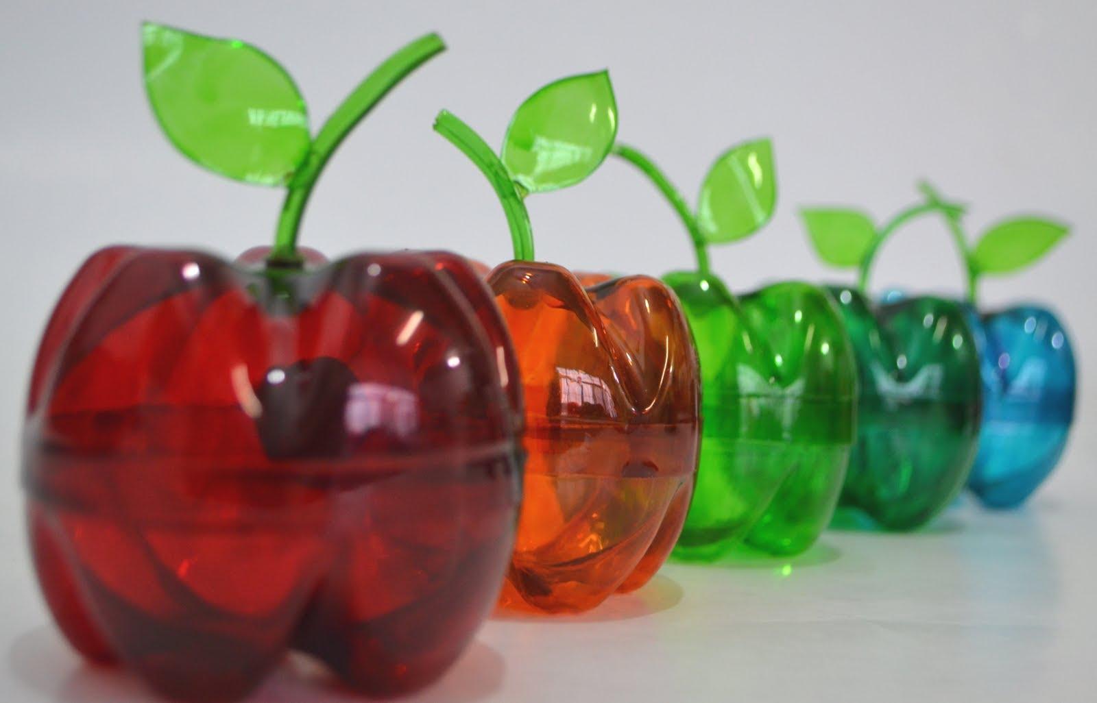 Artesanato Em Geral Mr ~ Artesanato com Garrafas PET Arte Reciclada