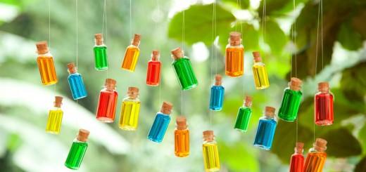 reciclando vidros de esmalte
