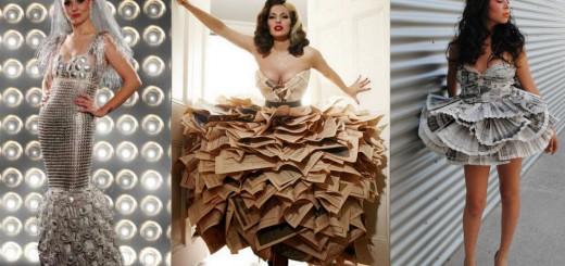 vestidos sustentáveis