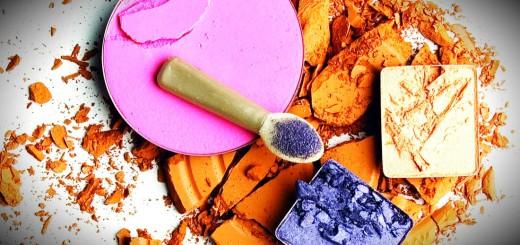 reciclagem de cosmeticos velhos