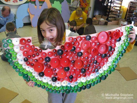 artesanato-tampa-plastico-reciclando